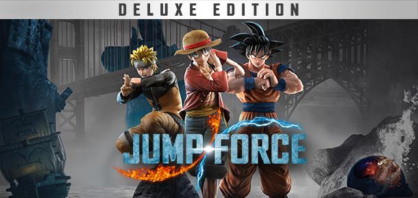 Купить JUMP FORCE