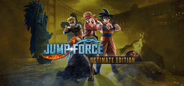 JUMP FORCE Ultimate Edition -40% OFF | Best Steam games