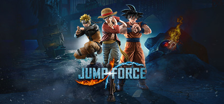 JUMP FORCE [PT-BR] Capa