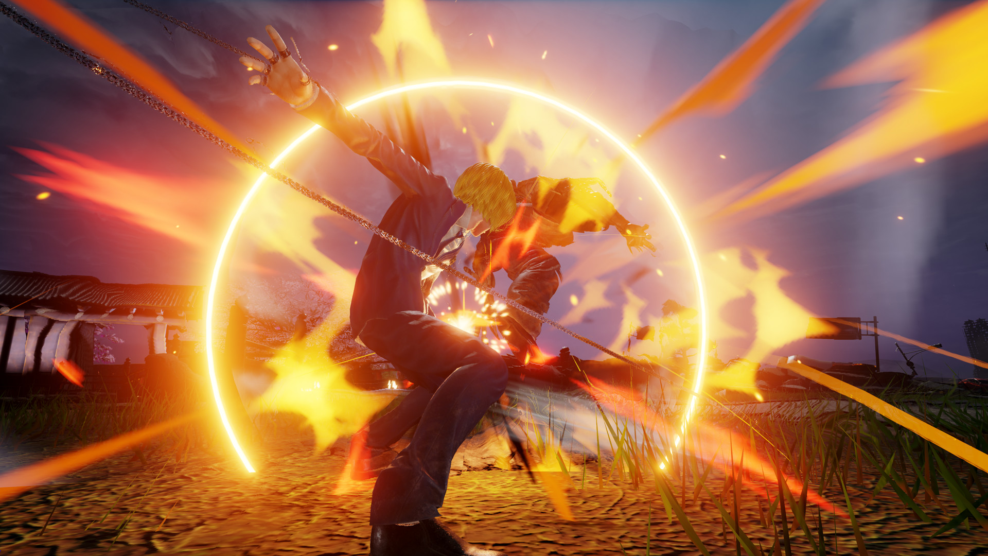 Jump Force Screenshot 1