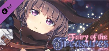 Fairy of the treasures - Sylvia story