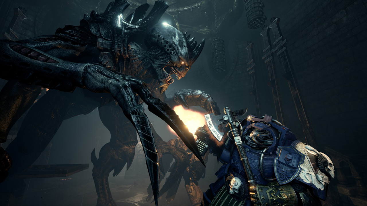 Space Hulk: Deathwing - Enhanced Edition [RePack] [2018|Rus|Eng|Multi6]