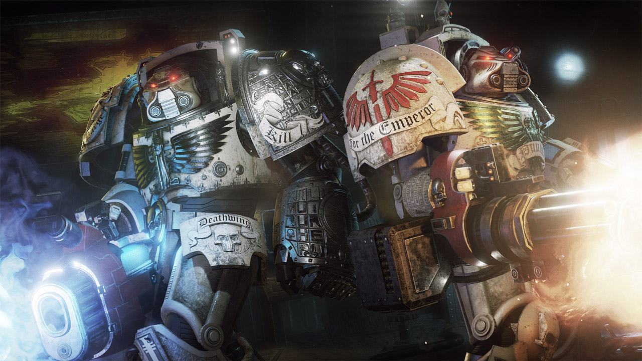 Space Hulk: Deathwing - Enhanced Edition [RePack] [2018|Rus|Eng]