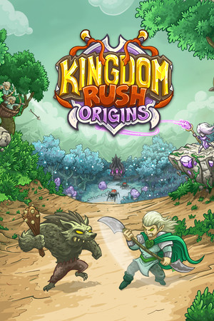 Kingdom Rush Origins - Tower Defense poster image on Steam Backlog