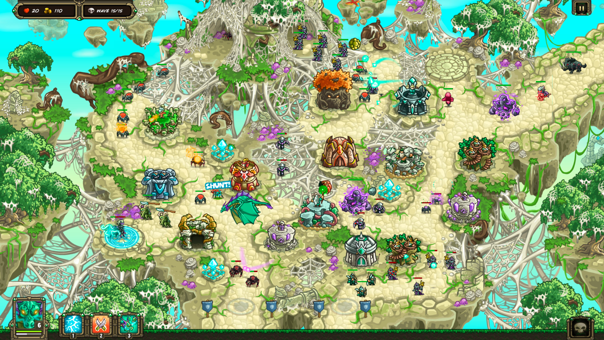 kingdom rush vengeance pc 版