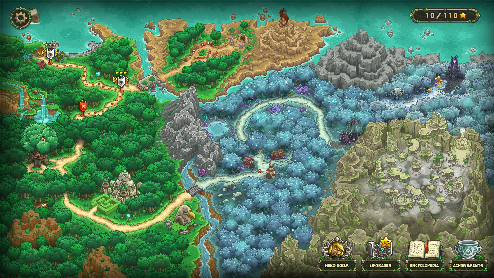 Kingdom Rush Origins Screenshot 1