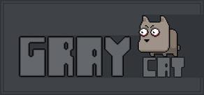 Gray Cat cover art