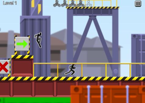 Stickman: Fidget Spinner Rush