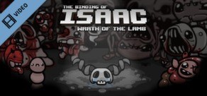 the Binding of Isaac Wrath of the Lamb Trailer cover art