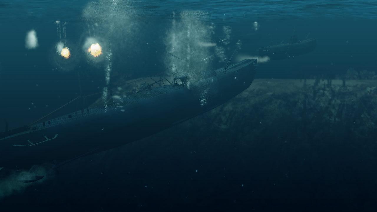 Atlantic fleet русификатор