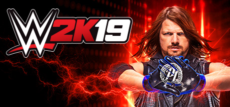 WWE 2K19 Cover art wide Steam