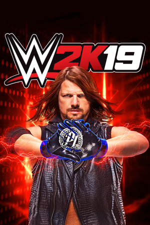 WWE 2K19 poster image on Steam Backlog
