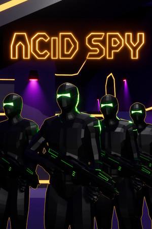 Acid Spy poster image on Steam Backlog
