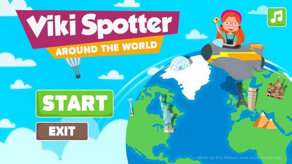 Viki Spotter: Around The World