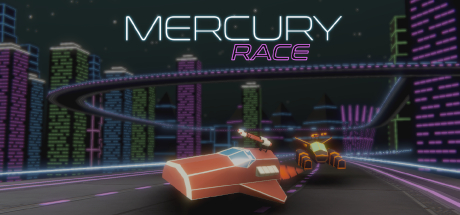 Mercury Race cover art