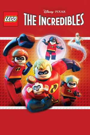 LEGO The Incredibles poster image on Steam Backlog