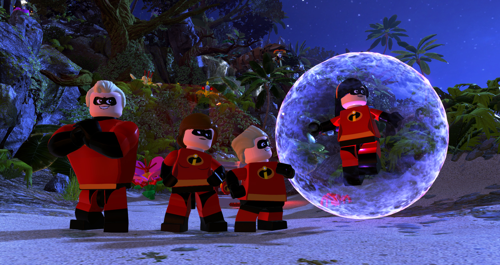 LEGO The Incredibles [v 1.0.0.62857 + 1 DLC] (2018) PC | RePack by SpaceX