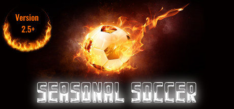 Game Banner Seasonal Soccer