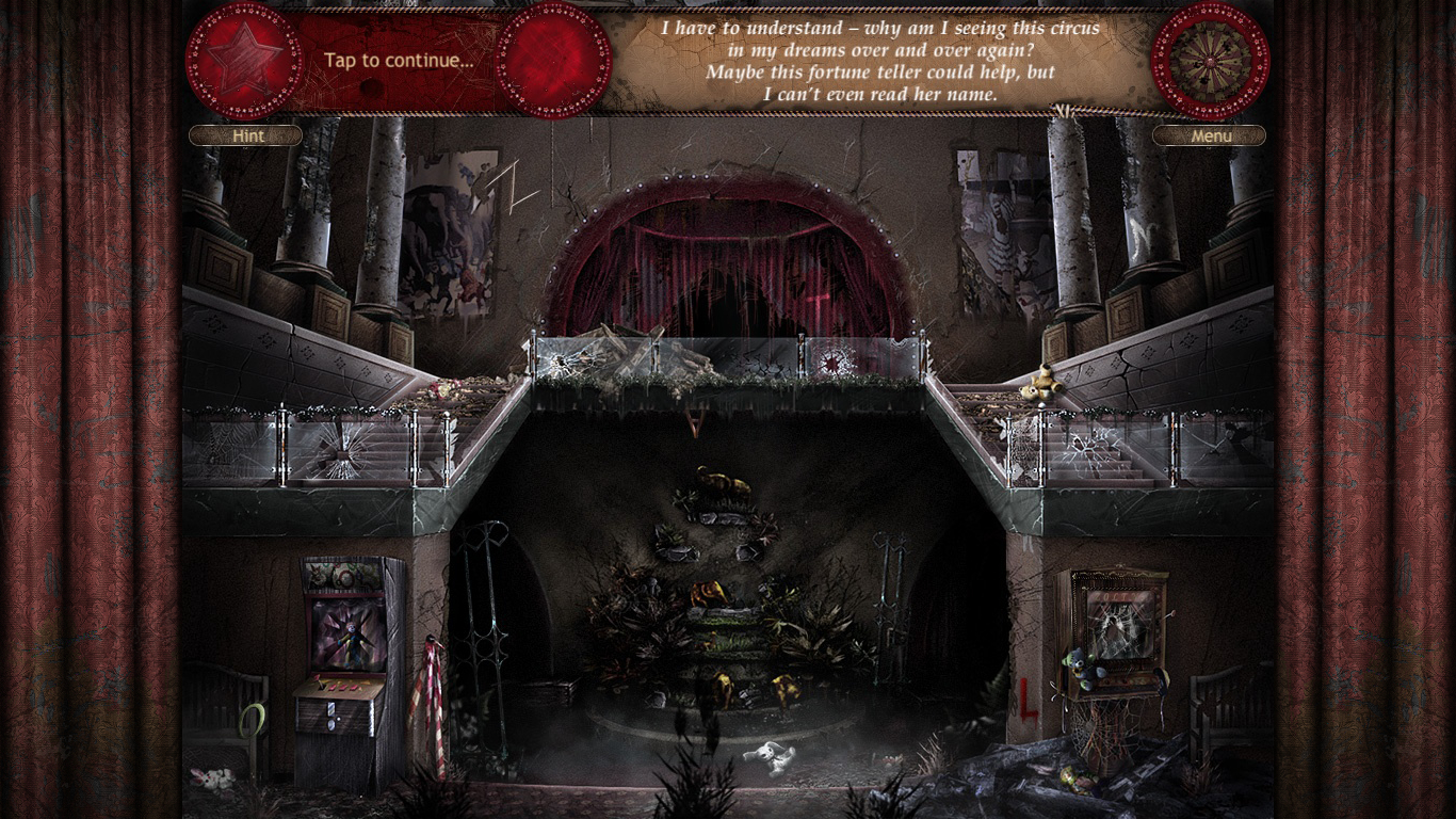 What's On Steam - Forgotten Places: Lost Circus