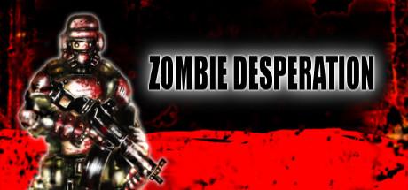 Zombie Desperation cover art