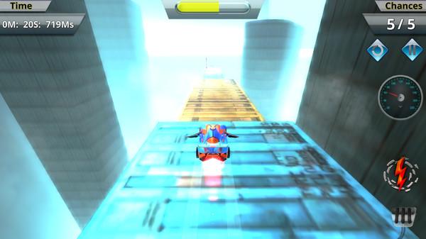 Скриншот из Stunt Hill