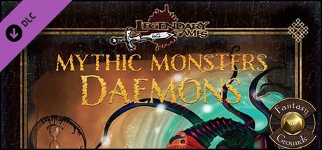 Fantasy Grounds - Mythic Monsters #31: Daemons (PFRPG)