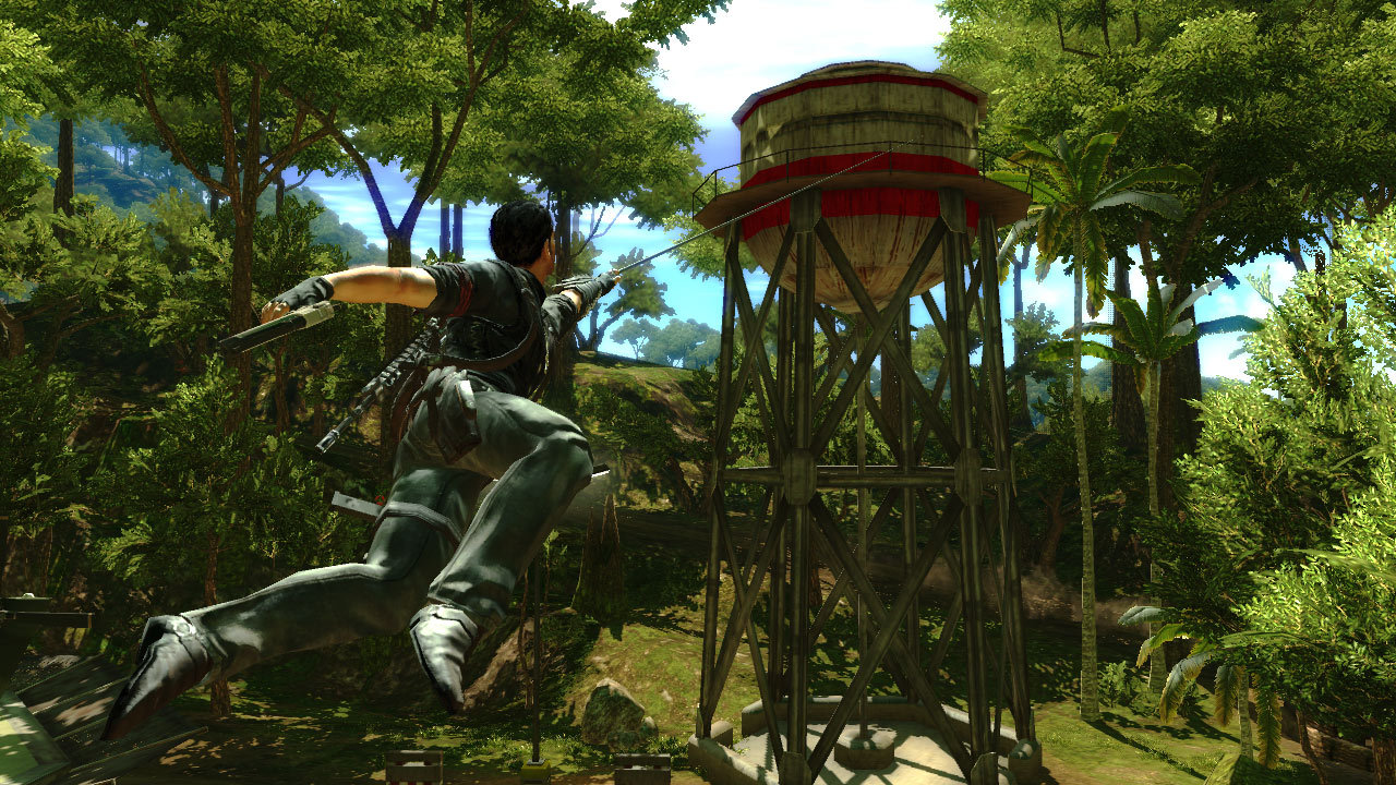 just cause 2 mac demo