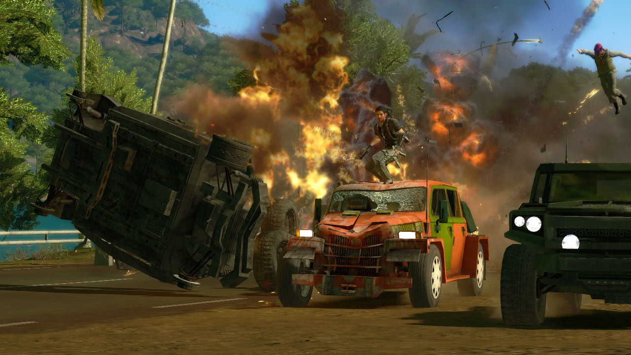 Save 90% on Just Cause 2 on St...