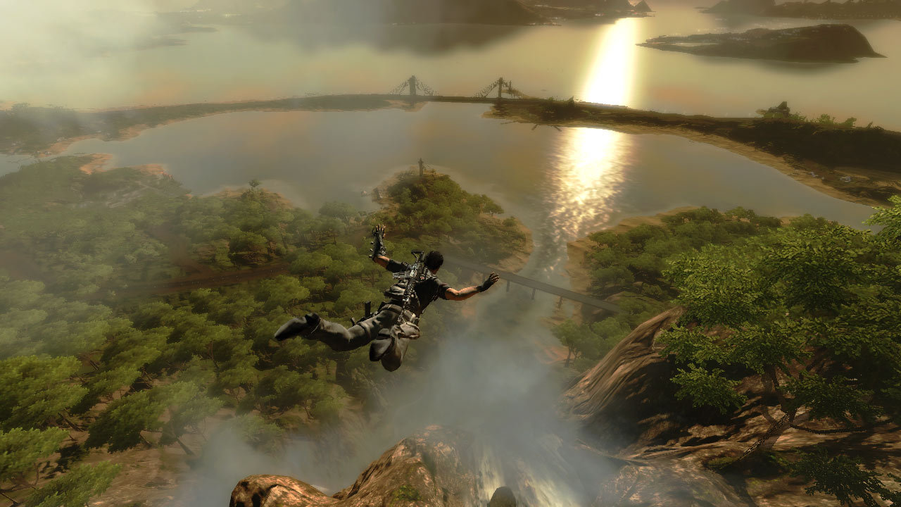 Just Cause 2 on Steam