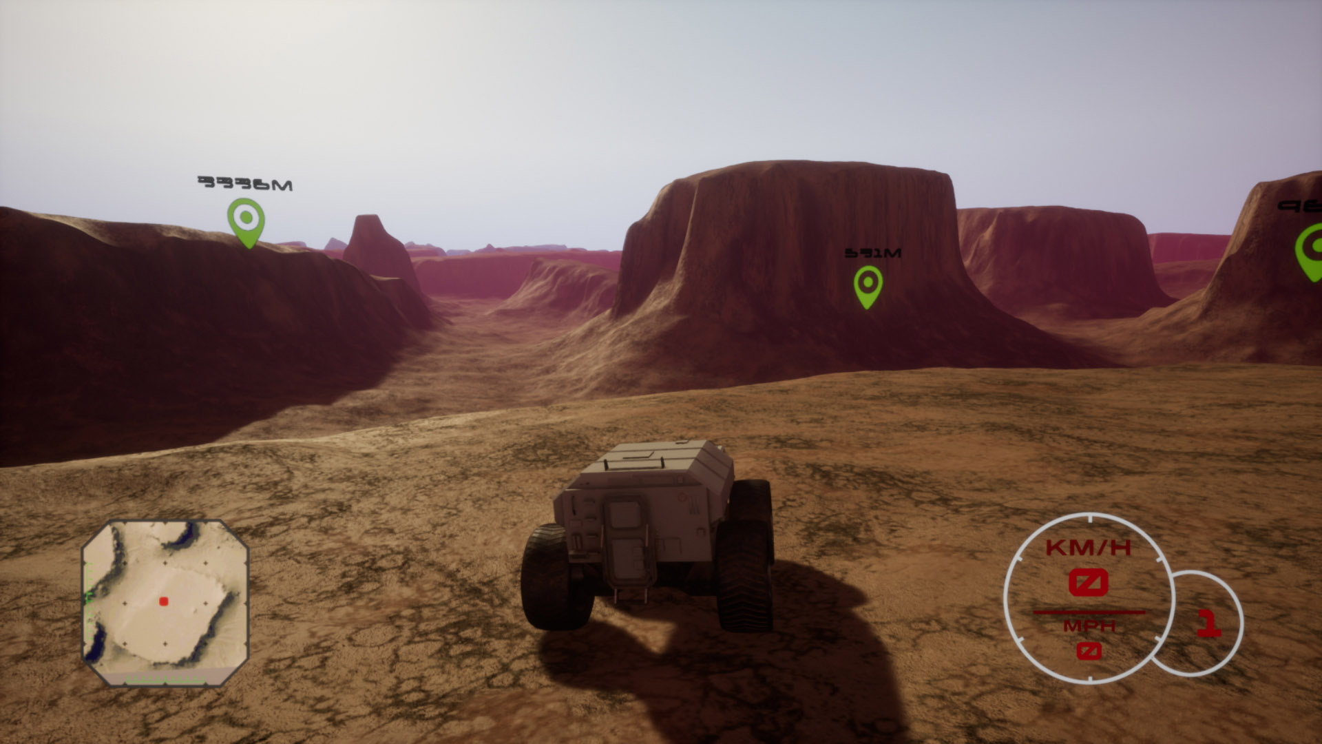 the game mars rover - photo #7