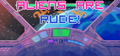 Teaser image for Aliens Are Rude!