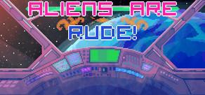 Aliens Are Rude! cover art