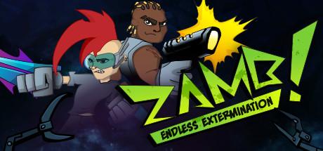 ZAMB! Endless Extermination [PT-BR] Capa