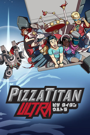 Pizza Titan Ultra poster image on Steam Backlog