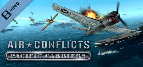 Air Conflicts Pacific Carriers cover art
