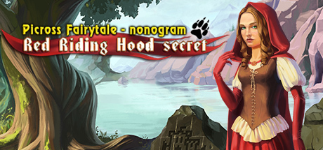 Picross Fairytale - nonogram: Red Riding Hood secret