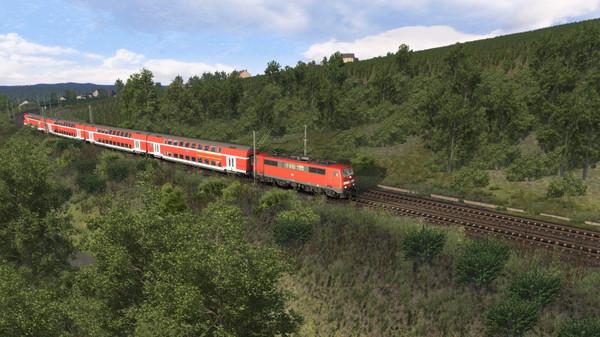 скриншот Train Simulator: Rhine Valley: Freiburg - Basel Route Add-On 5