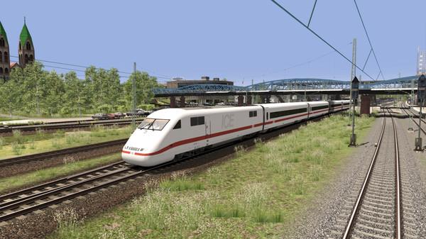 скриншот Train Simulator: Rhine Valley: Freiburg - Basel Route Add-On 2