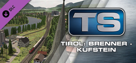 Train Simulator: Tirol: Brenner - Kufstein 2019 pc game Img-1