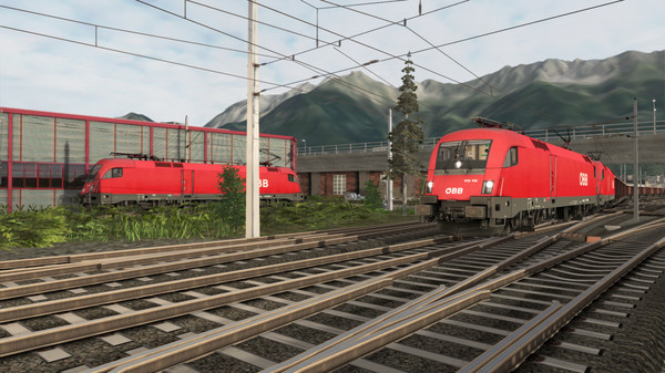 скриншот Train Simulator: Tirol: Brenner - Kufstein Route Add-On 0