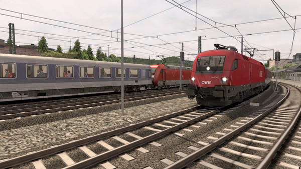 скриншот Train Simulator: Tirol: Brenner - Kufstein Route Add-On 5