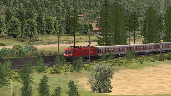 скриншот Train Simulator: Tirol: Brenner - Kufstein Route Add-On 3