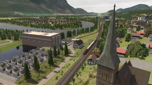 скриншот Train Simulator: Tirol: Brenner - Kufstein Route Add-On 4