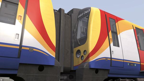 скриншот Train Simulator: Portsmouth Direct Line: London Waterloo - Portsmouth Route Add-On 4