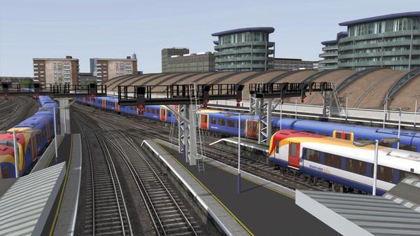 скриншот Train Simulator: Portsmouth Direct Line: London Waterloo - Portsmouth Route Add-On 1