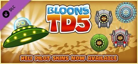 Bloons TD 5 - UFO Heli Pilot Skin