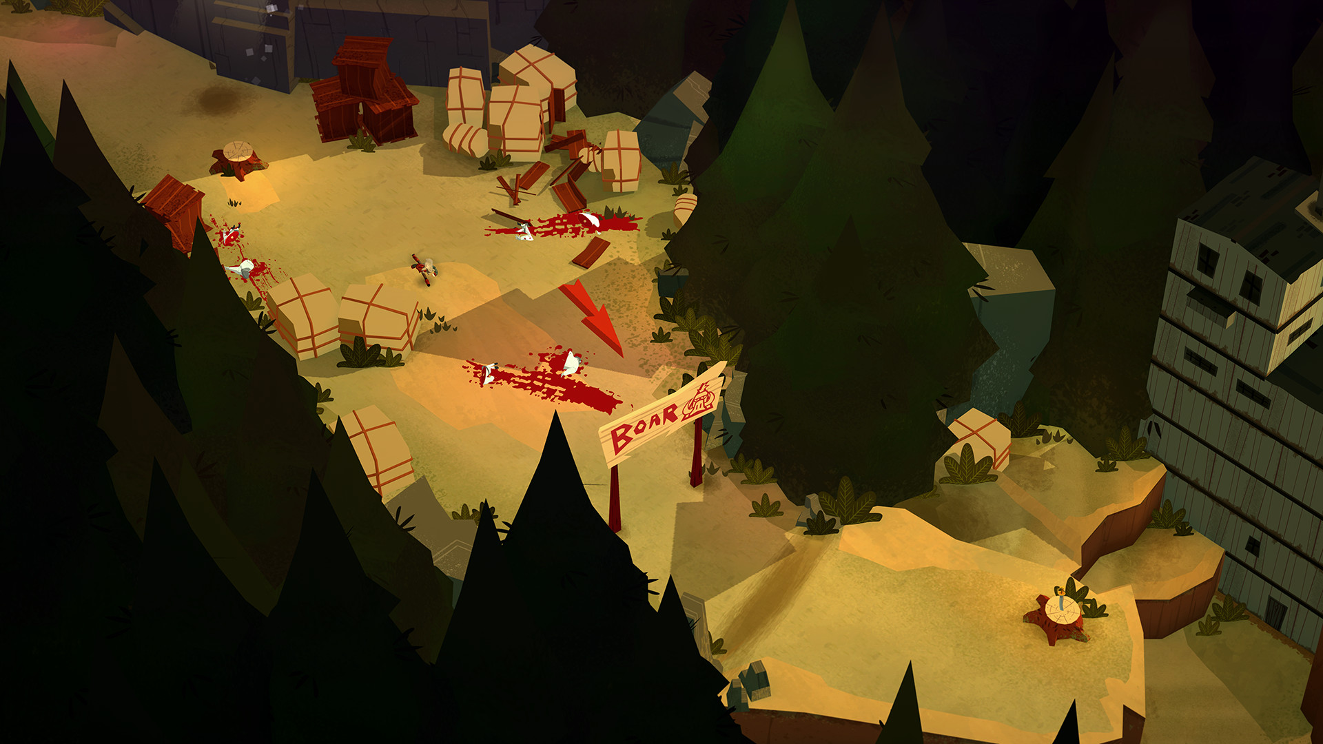 Bloodroots on Steam