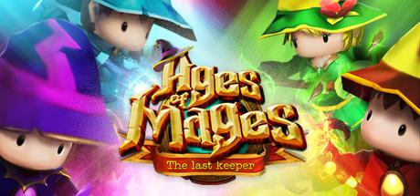 Resultado de imagen para Ages of Mages: the last keeper