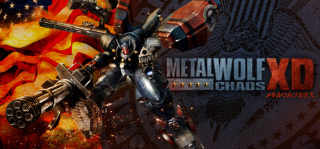 Metal Wolf Chaos XD-CODEX