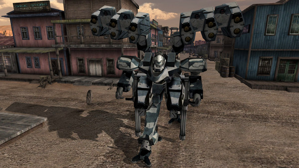 Metal Wolf Chaos XD PC Game ScreenShot 2